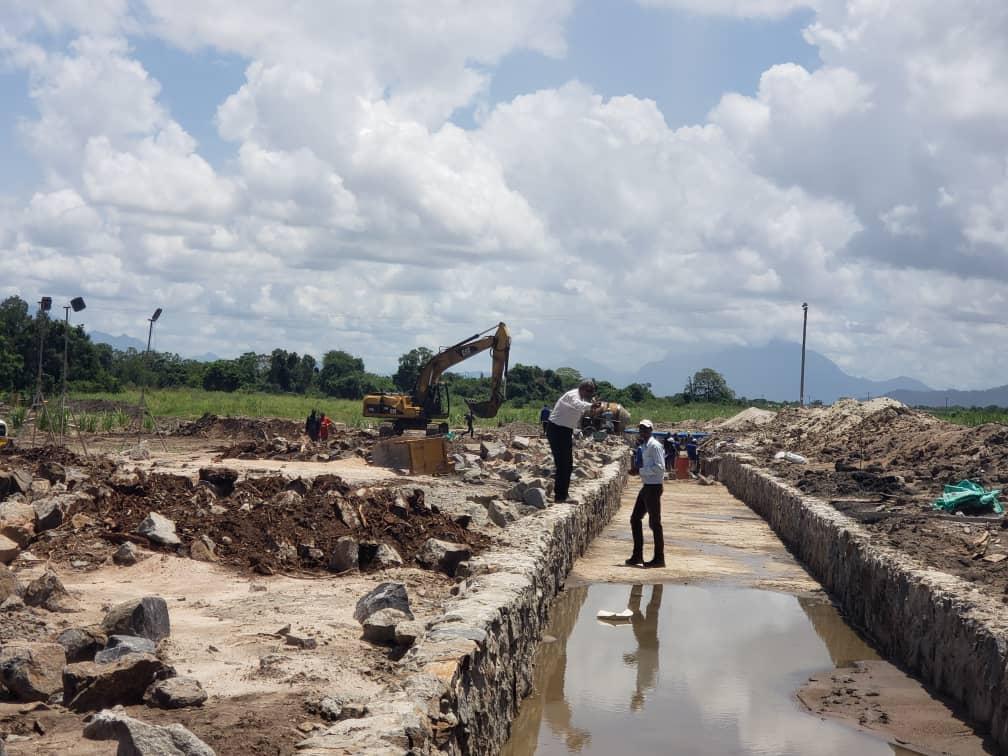 Mtibwa Farm Dam