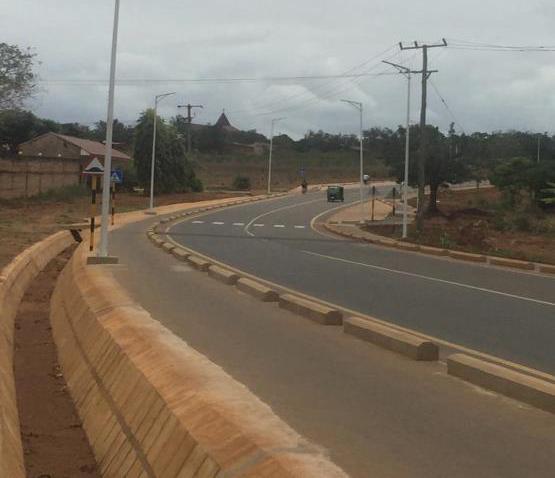 Tubuyu-Nanenane and Maelewano Roads